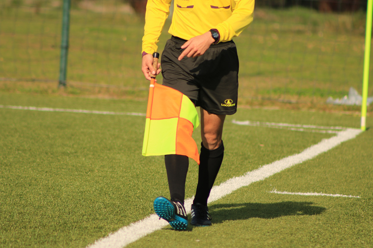 This Weekend's SLFL Refereeing Appointments