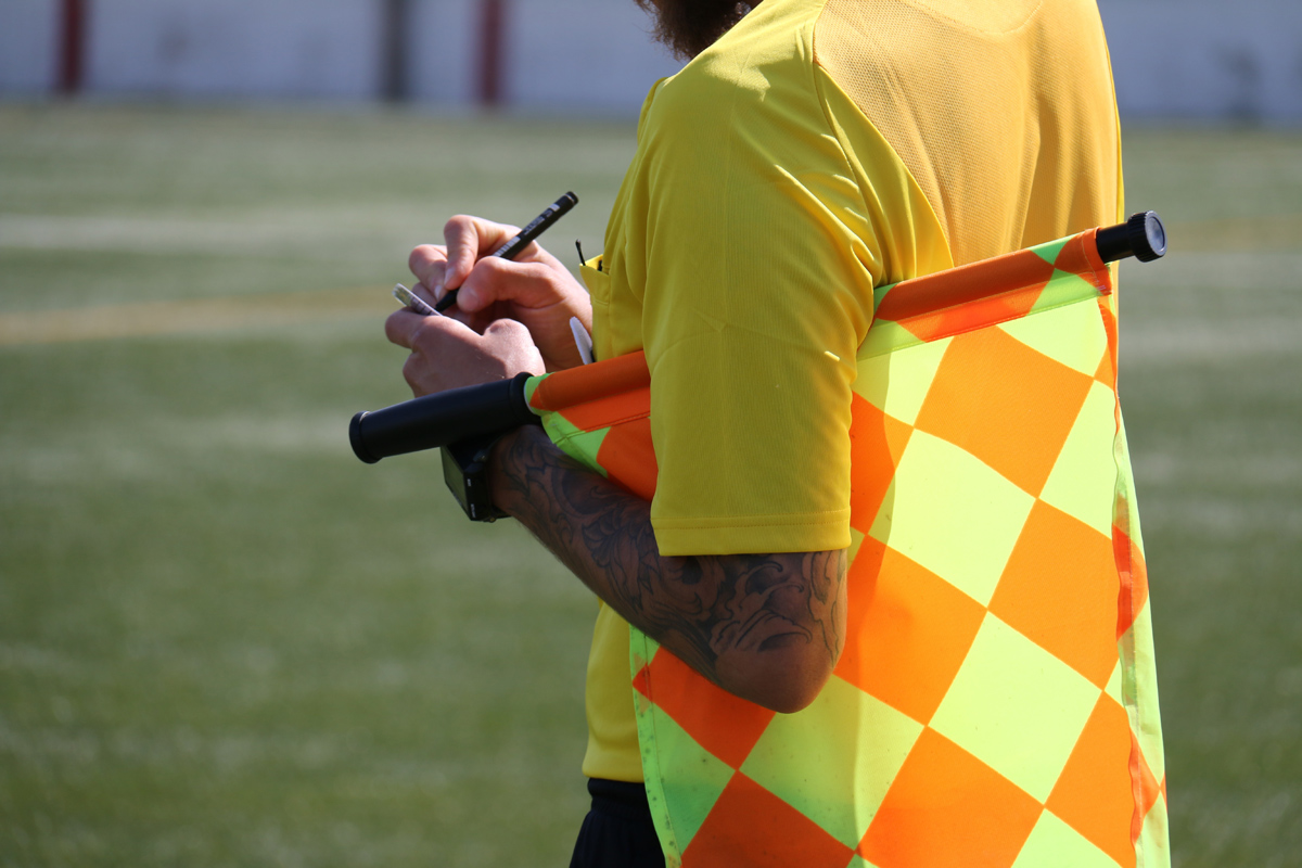 Refereeing Appointments – SLFL Matchday 4