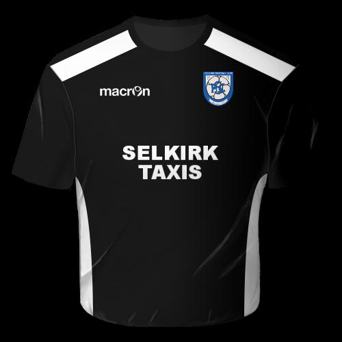 Selkirk away