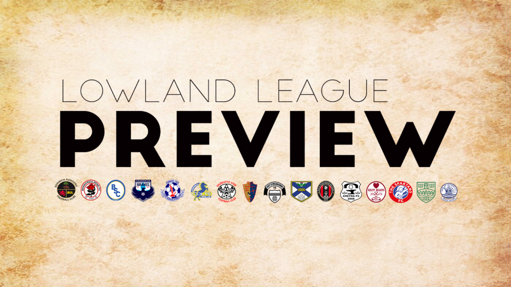 Lowland League Preview – Matchday 14
